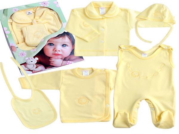 Komplet ubrań dziecięcych 1