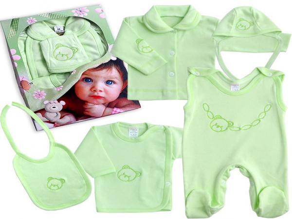 Komplet ubrań dziecięcych 3