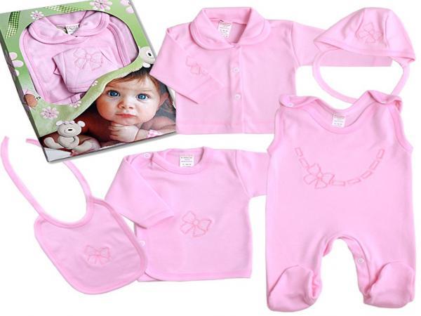 Komplet ubrań dziecięcych 4