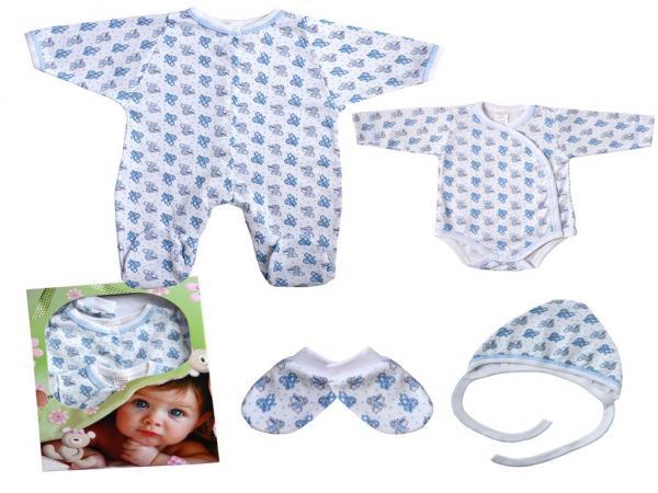 Komplet ubrań dziecięcych 6