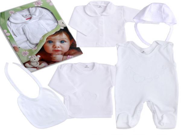 Komplet ubrań dziecięcych 7